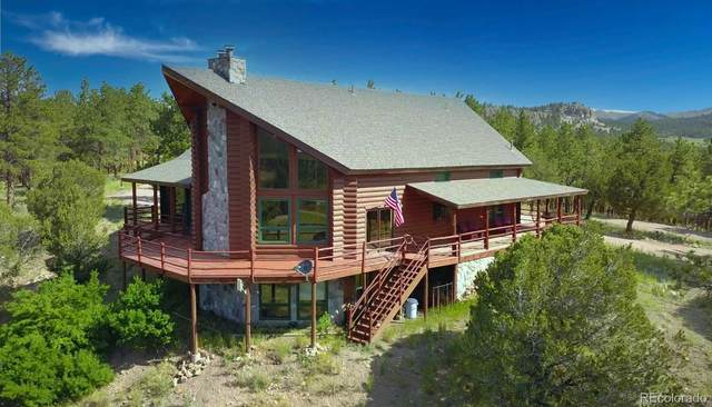 * 1339 County Rd 319 & 2785 County Rd 318, Westcliffe, CO 81252 (#5503738) :: Sultan Newman Group