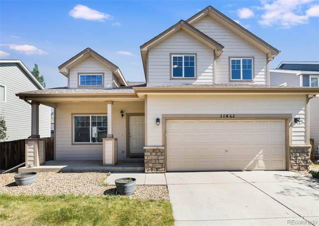 11441 E 118th Avenue, Commerce City, CO 80640 (#5508179) :: The Colorado Foothills Team | Berkshire Hathaway Elevated Living Real Estate