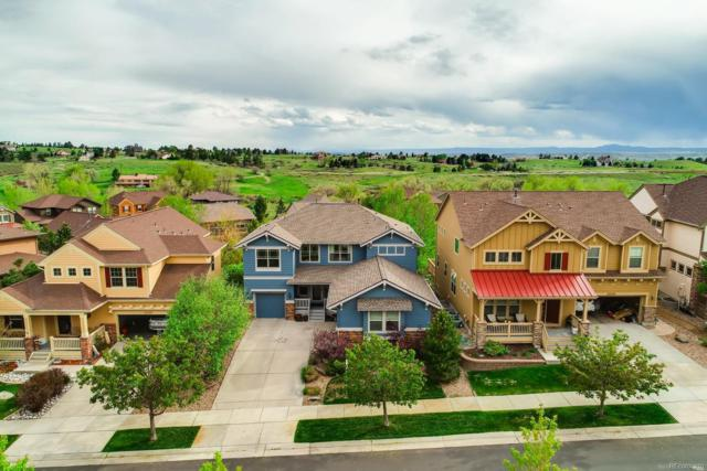 12101 S Tallkid Court, Parker, CO 80138 (MLS #5523995) :: 8z Real Estate