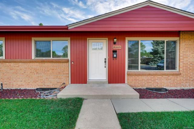 20 S Field Street, Lakewood, CO 80226 (#5532874) :: The City and Mountains Group