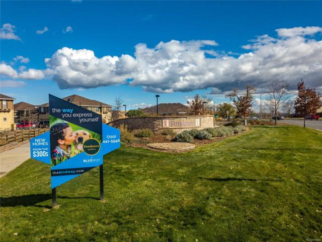 845 E 98th Avenue #2003, Thornton, CO 80229 (#5536117) :: The Heyl Group at Keller Williams