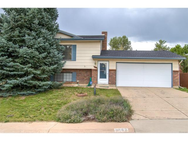 11882 W Dumbarton Drive, Morrison, CO 80465 (MLS #5540036) :: 8z Real Estate