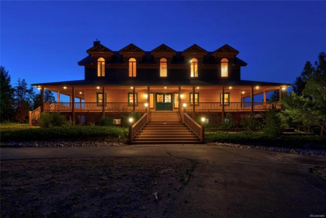 10847 Marclif Road, Conifer, CO 80433 (#5543104) :: Wisdom Real Estate
