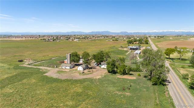3680 E 168th Avenue, Brighton, CO 80602 (#5550577) :: The HomeSmiths Team - Keller Williams