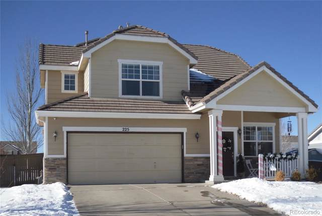 225 Stockwell Street, Castle Rock, CO 80104 (#5573876) :: HergGroup Denver