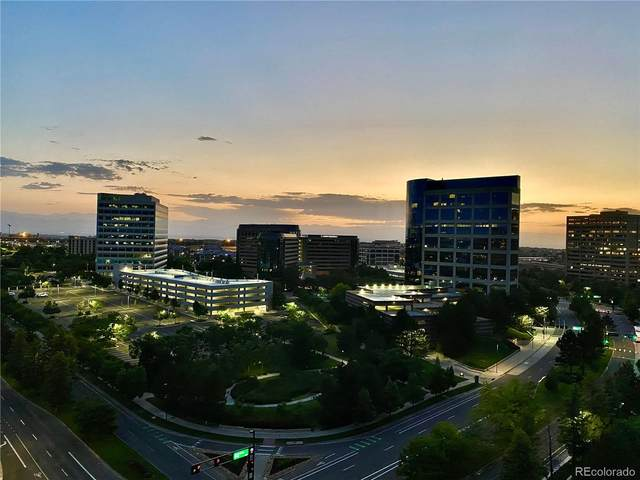 8100 E Union Avenue #1508, Denver, CO 80237 (MLS #5574235) :: 8z Real Estate