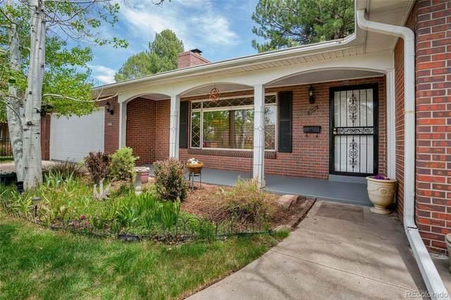 3010 S University Boulevard, Denver, CO 80210 (MLS #5579344) :: Neuhaus Real Estate, Inc.