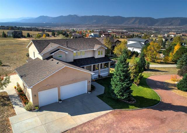 1145 Bowstring Road, Monument, CO 80132 (#5588505) :: The DeGrood Team