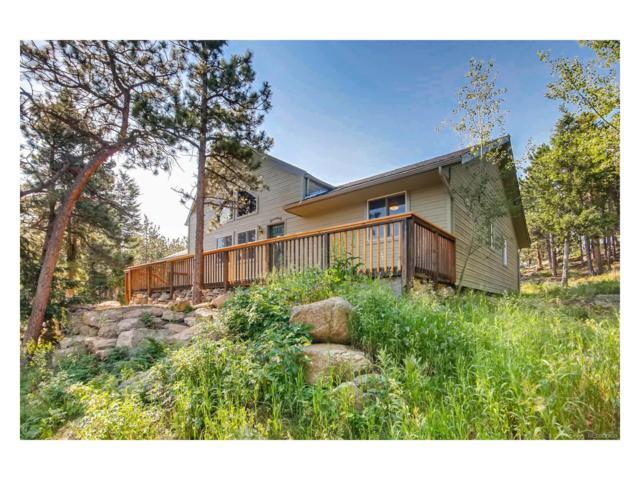22 Crockett Trail, Ward, CO 80481 (MLS #5588662) :: 8z Real Estate