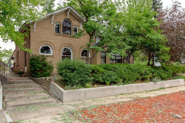 619 14th Street, Golden, CO 80401 (#5591654) :: The Peak Properties Group