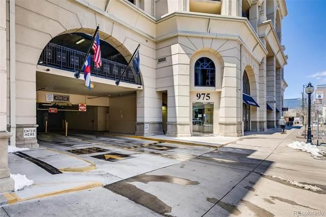 975 N Lincoln Street 12J-N, Denver, CO 80203 (#5593027) :: Portenga Properties