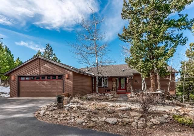 7865 Armadillo Trail, Evergreen, CO 80439 (#5599612) :: Compass Colorado Realty