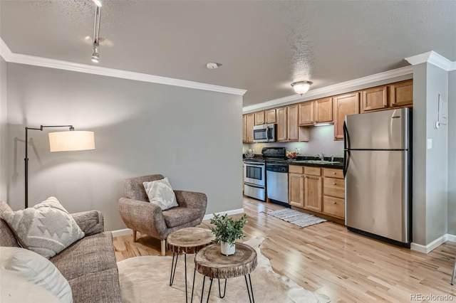 36 N Emerson Street #303, Denver, CO 80218 (#5612002) :: The HomeSmiths Team - Keller Williams