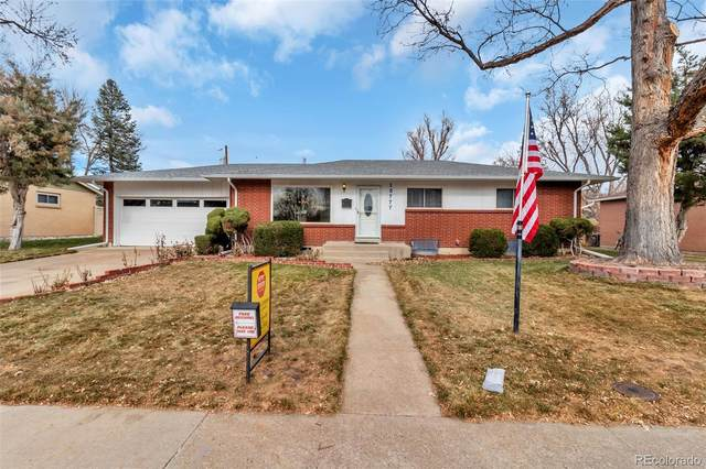 10777 W 68th Place, Arvada, CO 80004 (MLS #5621998) :: 8z Real Estate