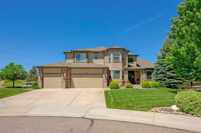 591 Rachael Place, Castle Pines, CO 80108 (MLS #5624127) :: 8z Real Estate