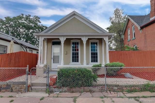 1034 Mariposa Street, Denver, CO 80204 (#5629574) :: Hudson Stonegate Team