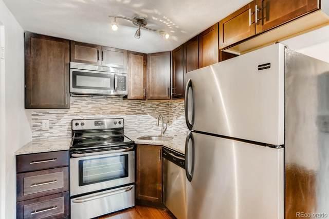 830 E 11th Avenue #206, Denver, CO 80218 (#5658261) :: Berkshire Hathaway HomeServices Innovative Real Estate