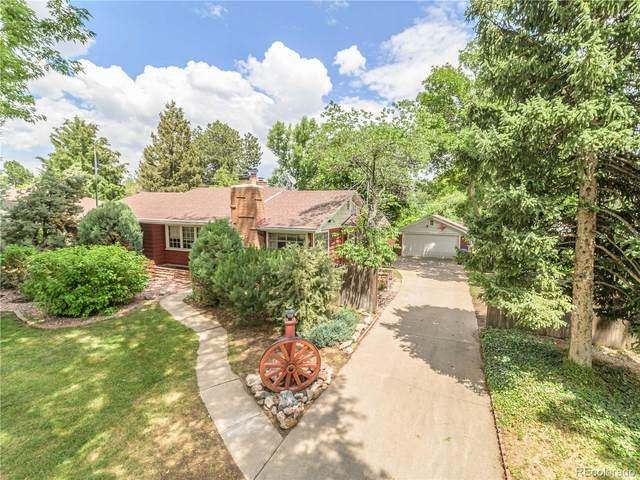 130 Brentwood Street, Lakewood, CO 80226 (#5685204) :: Kimberly Austin Properties