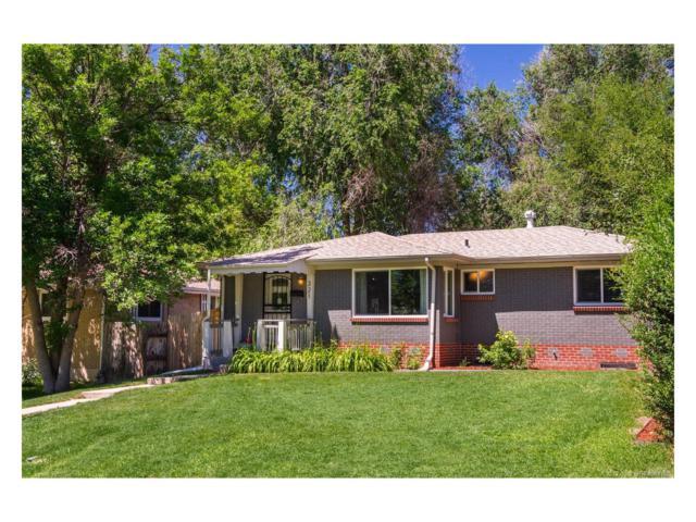 321 S Ivy Street, Denver, CO 80224 (MLS #5686648) :: 8z Real Estate