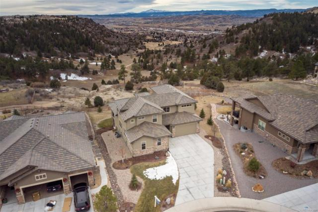 250 Andromeda Lane, Castle Rock, CO 80108 (#5697789) :: The HomeSmiths Team - Keller Williams