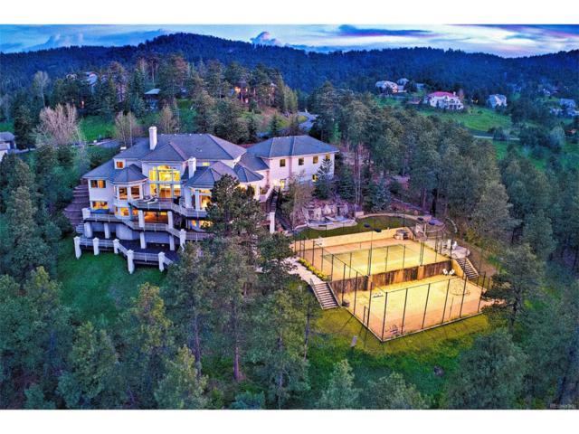 1003 Star Ridge Road, Golden, CO 80401 (MLS #5704089) :: 8z Real Estate