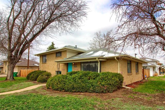 6613 W 53rd Avenue, Arvada, CO 80002 (#5713354) :: Compass Colorado Realty