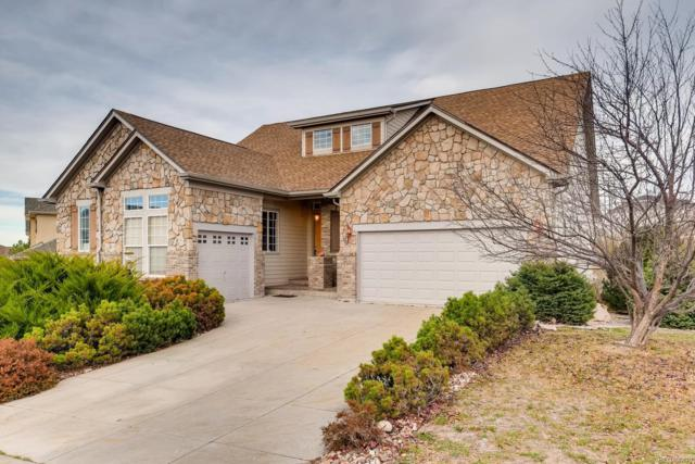 1752 Peninsula Circle, Castle Rock, CO 80104 (#5723313) :: The HomeSmiths Team - Keller Williams