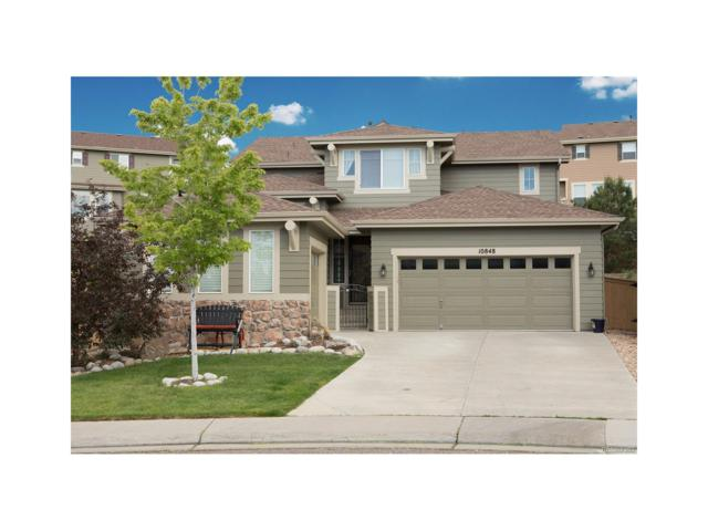 10848 Trotwood Way, Highlands Ranch, CO 80126 (MLS #5735729) :: 8z Real Estate