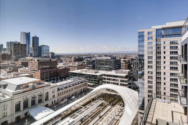 1750 Wewatta Street #1718, Denver, CO 80202 (#5749738) :: Chateaux Realty Group