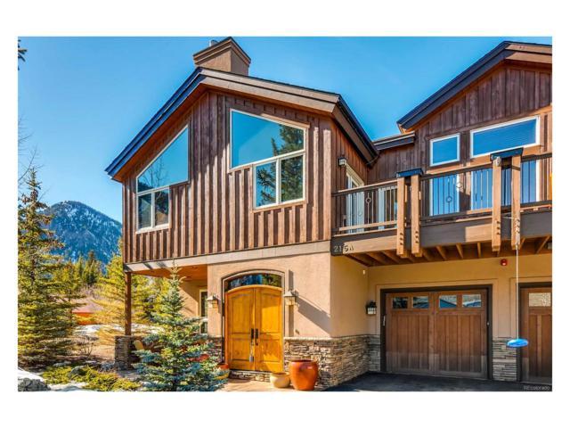 215 Galena Street A, Frisco, CO 80443 (MLS #5758755) :: 8z Real Estate