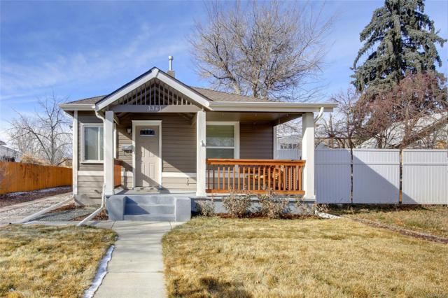3361 S Logan Street, Englewood, CO 80113 (#5761311) :: The Sold By Simmons Team