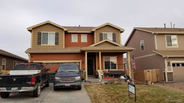 9542 Cherry Street, Thornton, CO 80229 (MLS #5762544) :: The Sam Biller Home Team