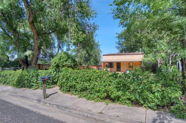 1411 Arch Street, Colorado Springs, CO 80904 (#5774764) :: Venterra Real Estate LLC