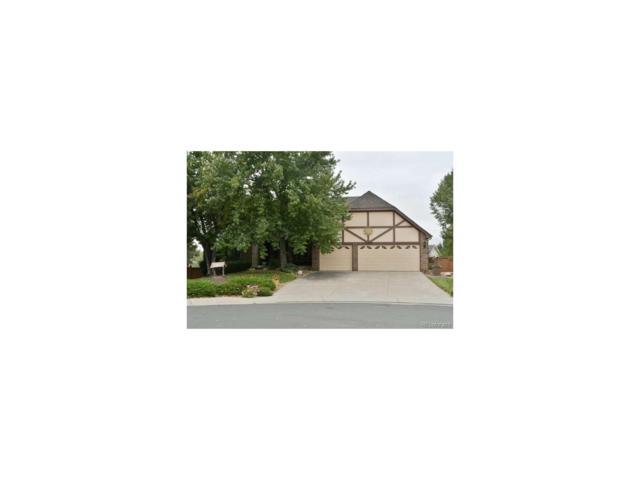 16264 E Dorado Place, Centennial, CO 80015 (MLS #5783298) :: 8z Real Estate