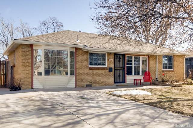 2940 Niagara Street, Denver, CO 80207 (#5785105) :: The Brokerage Group