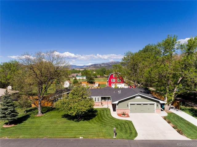 3701 Richmond Drive, Fort Collins, CO 80526 (MLS #5812383) :: 8z Real Estate