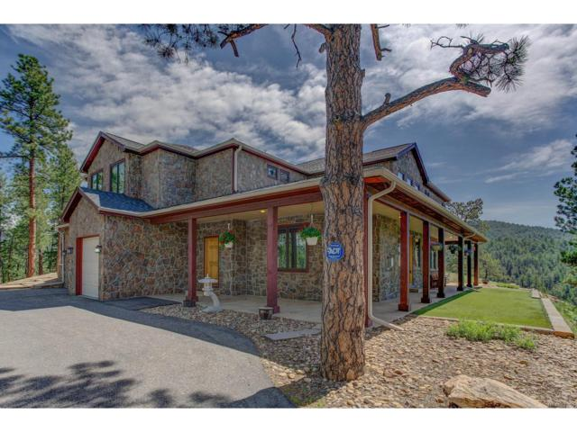 25633 Roxana Point Drive, Evergreen, CO 80439 (MLS #5824853) :: 8z Real Estate