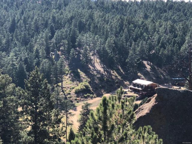60 & 86 N County Highway 67, Sedalia, CO 80135 (#5846373) :: House Hunters Colorado