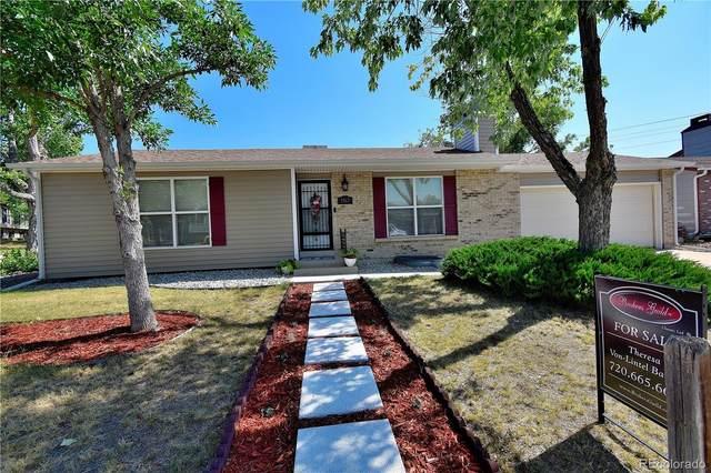 5567 E 111th Drive, Thornton, CO 80233 (#5869974) :: Mile High Luxury Real Estate