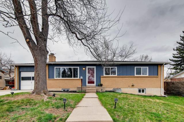 12171 W Dakota Drive, Lakewood, CO 80228 (#5876113) :: Group 46:10 - Denver