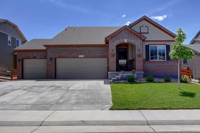 22578 E Layton Circle, Aurora, CO 80015 (#5878008) :: The DeGrood Team