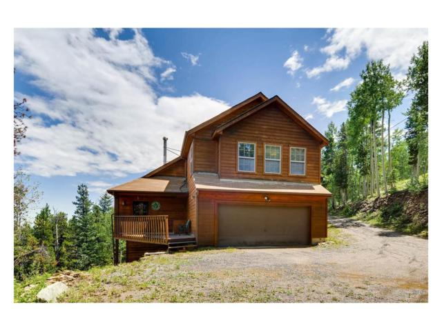 1749 Sinton Road, Evergreen, CO 80439 (MLS #5890200) :: 8z Real Estate
