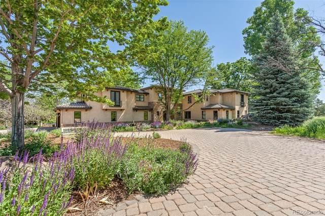 2601 Garden Lane, Greenwood Village, CO 80121 (#5890371) :: The Griffith Home Team