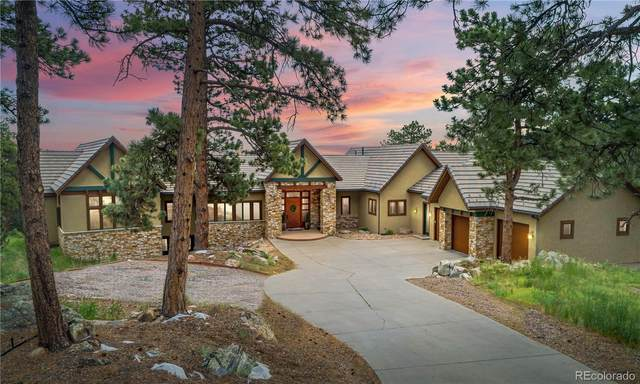 730 Genesee Mountain Road, Golden, CO 80401 (MLS #5891963) :: Bliss Realty Group