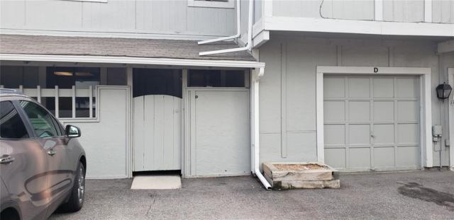 12143 Bannock Street D, Westminster, CO 80234 (#5926032) :: Wisdom Real Estate