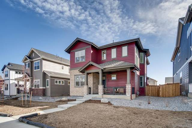 406 S 2nd Avenue, Superior, CO 80027 (MLS #5930987) :: 8z Real Estate