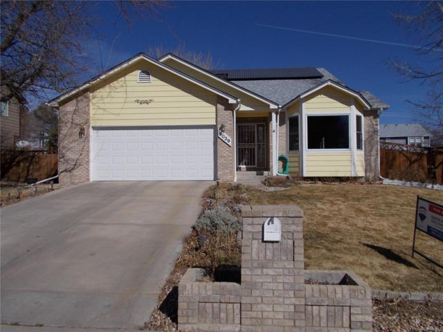 9039 W 65th Place, Arvada, CO 80004 (#5946817) :: The Peak Properties Group