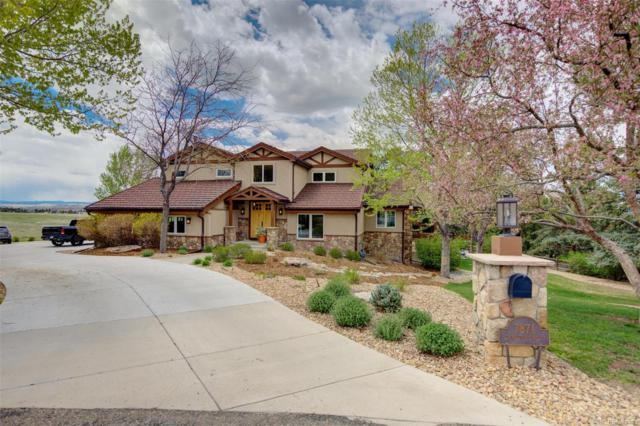 7871 S Argonne Street, Centennial, CO 80016 (#5949731) :: The Tamborra Team