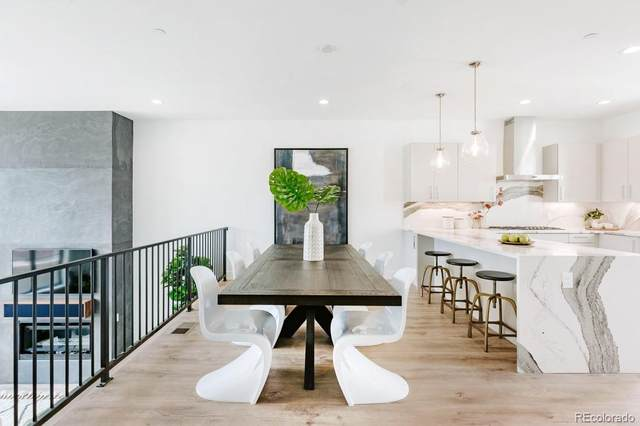 818 N Ash Street #5, Denver, CO 80220 (#5981904) :: Real Estate Professionals