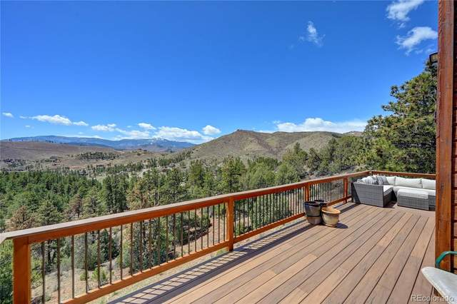 30207 Weisshorn Circle, Pine, CO 80470 (#5985419) :: The Colorado Foothills Team | Berkshire Hathaway Elevated Living Real Estate